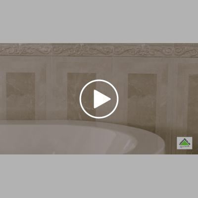Bagno Battiscopa Venezia Crema 25,5 X 15,5 Cm 35784504_1_thumb